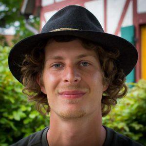 Portrait von Michael Schmidt, Landschaftsgärtner