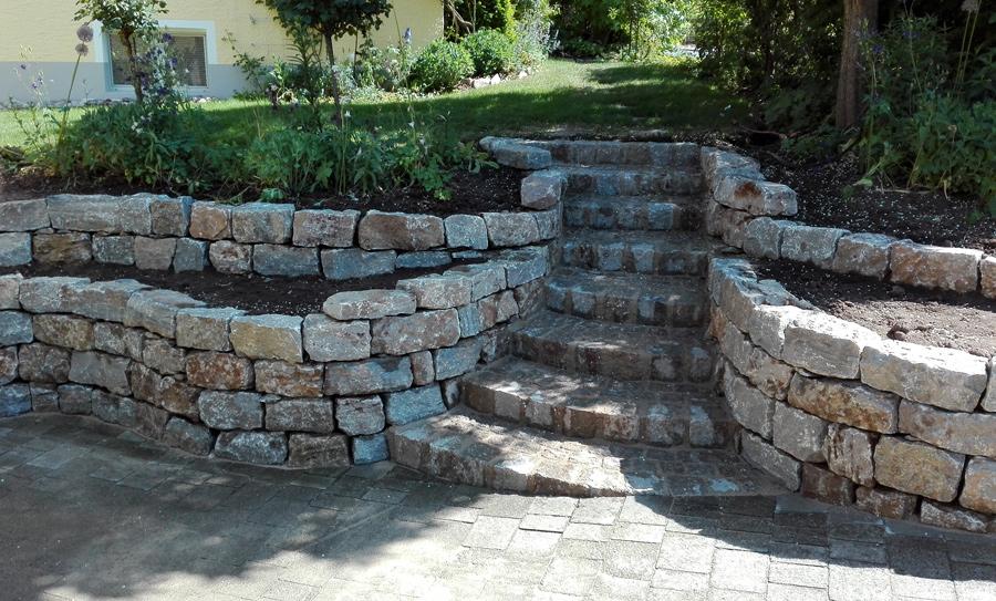 Trockenmauern Zeitlos Schön ökologisch Wertvoll